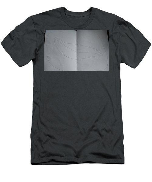 Drawing Men's T-Shirt (Athletic Fit)