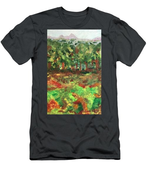 Dream In Green Men's T-Shirt (Athletic Fit)