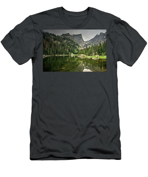 Dream Lake 2 Men's T-Shirt (Athletic Fit)