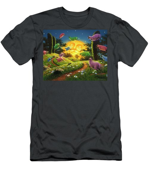 Dreamland IIi Men's T-Shirt (Athletic Fit)