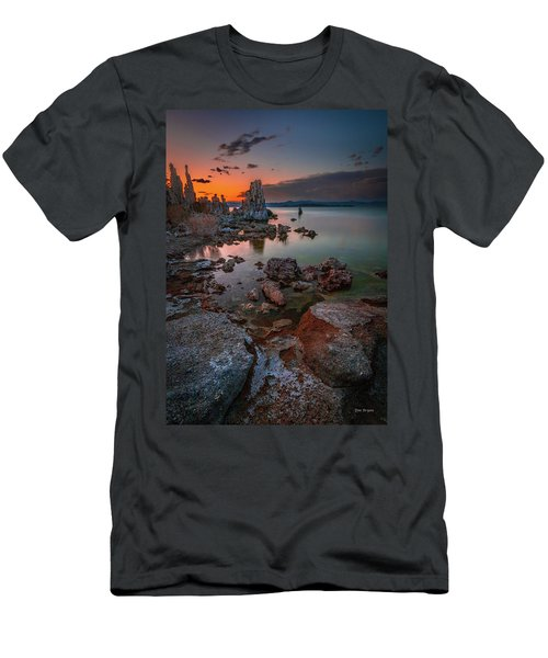 Men's T-Shirt (Athletic Fit) featuring the photograph Dreamscape by Tim Bryan
