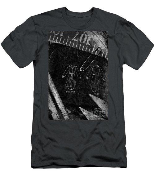 Dressmaking Handiwork Men's T-Shirt (Athletic Fit)