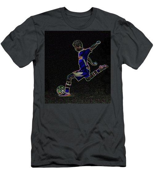 Dribbling Men's T-Shirt (Athletic Fit)