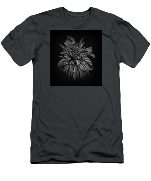 Dried Dahlia 2 Men's T-Shirt (Athletic Fit)