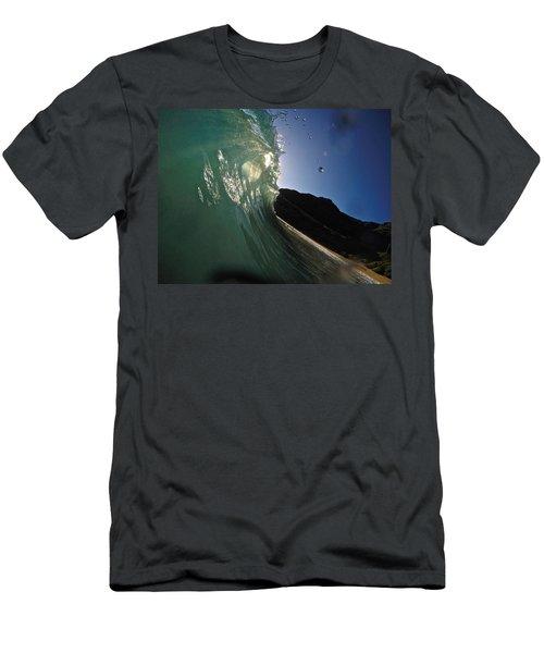 Drip Drop Rays Men's T-Shirt (Athletic Fit)