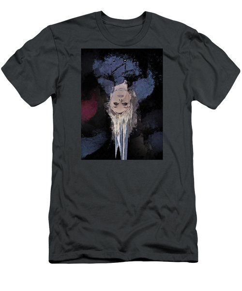 Drip Men's T-Shirt (Slim Fit) by Galen Valle