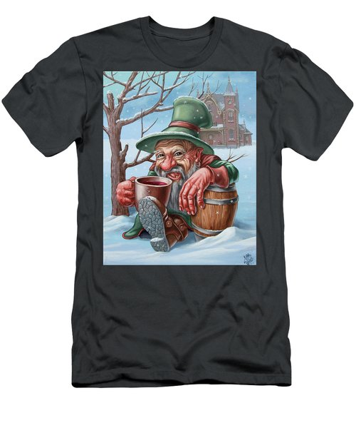 Drunkard Men's T-Shirt (Athletic Fit)