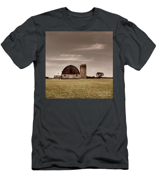Dry Earth Crumbles Between My Fingers And I Look To The Sky For Rain Men's T-Shirt (Athletic Fit)