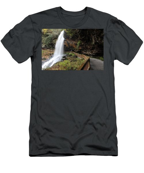 Dry Falls, Nc 10/19/2013 G Men's T-Shirt (Athletic Fit)