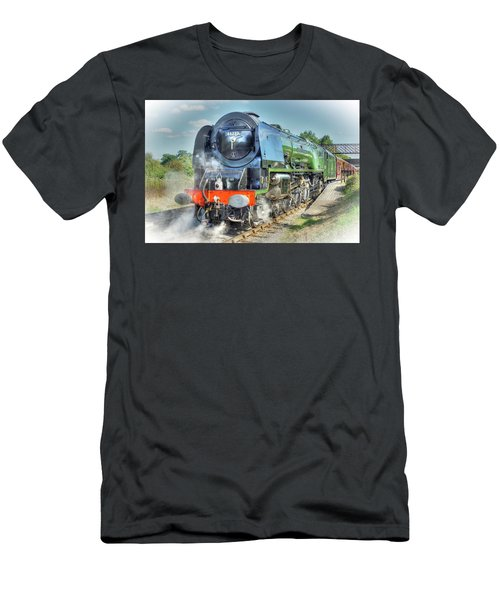 Duchess At Butterley Station Men's T-Shirt (Athletic Fit)