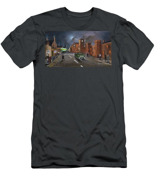 Dudley, Capital Of The Black Country Men's T-Shirt (Athletic Fit)