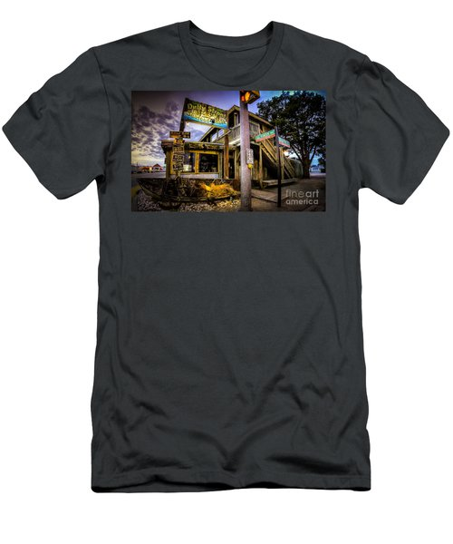 Duffy Street Seafood Shack Men's T-Shirt (Athletic Fit)