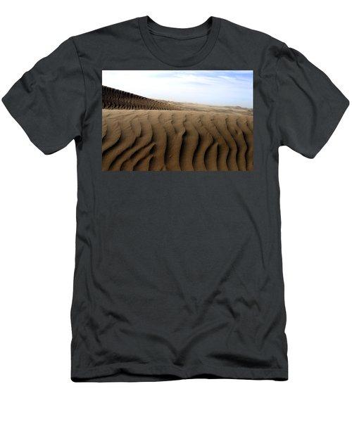 Dunes Of Alaska Men's T-Shirt (Athletic Fit)