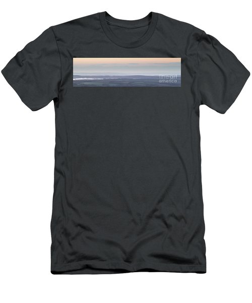 Dunkery Hill Morning  Men's T-Shirt (Athletic Fit)