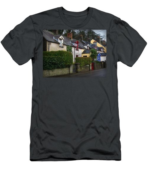 Dunmore Houses Men's T-Shirt (Athletic Fit)