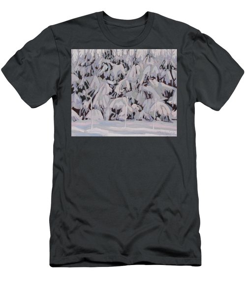 During The Storm Men's T-Shirt (Athletic Fit)