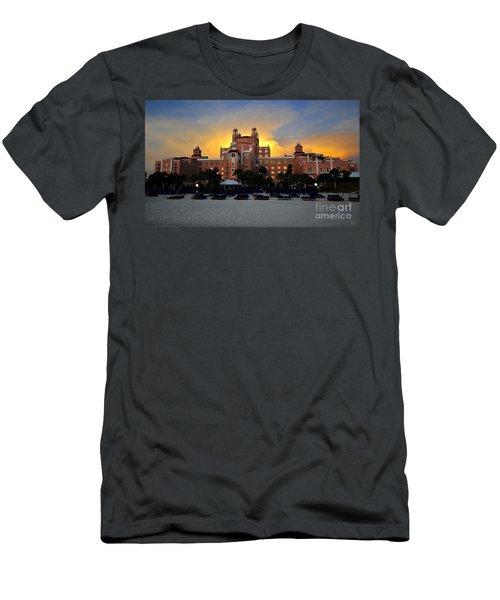 Dusk Over Don Men's T-Shirt (Athletic Fit)