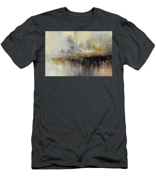 Dusty Mirage Men's T-Shirt (Slim Fit) by Tatiana Iliina