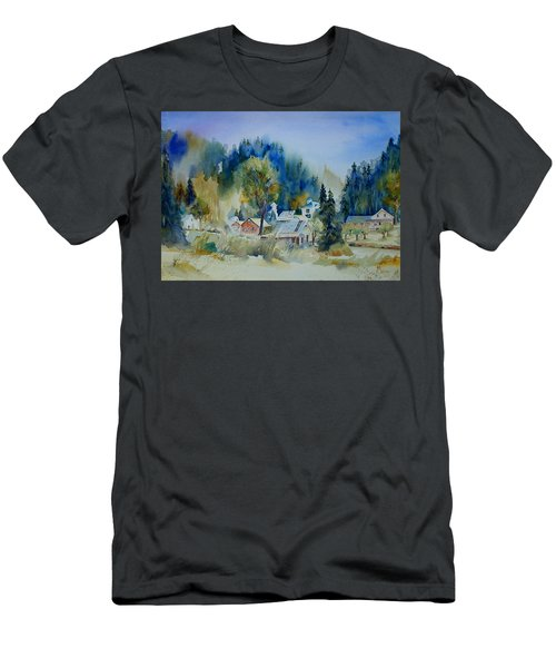 Dutch Flat Hamlet #2 Men's T-Shirt (Athletic Fit)