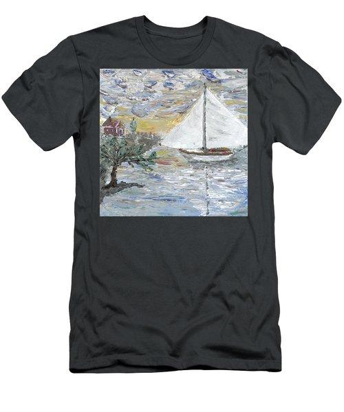 Dutch Shore Men's T-Shirt (Athletic Fit)