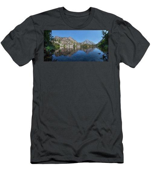 Eagle Lake Men's T-Shirt (Athletic Fit)