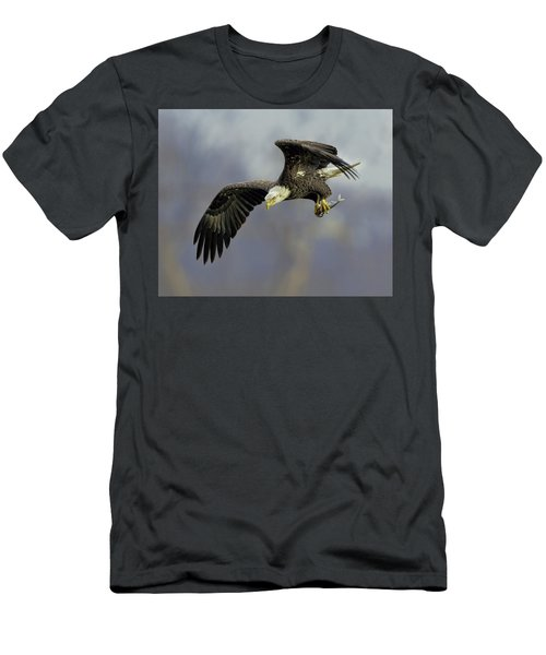 Eagle Power Dive Men's T-Shirt (Athletic Fit)