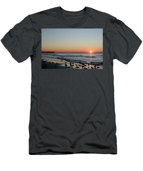 Early Birds Men's T-Shirt (Athletic Fit)