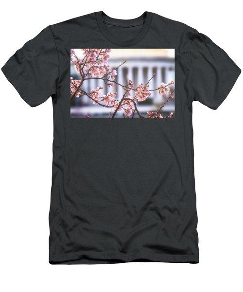 Early Bloom Men's T-Shirt (Slim Fit) by Edward Kreis