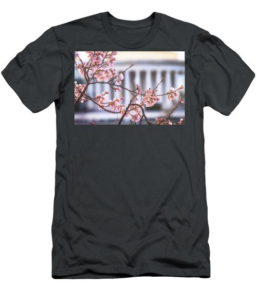 Early Bloom Men's T-Shirt (Athletic Fit)