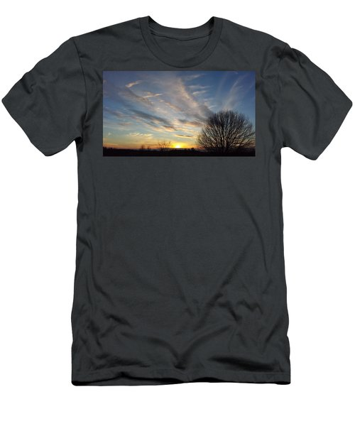 Early Evening Men's T-Shirt (Athletic Fit)