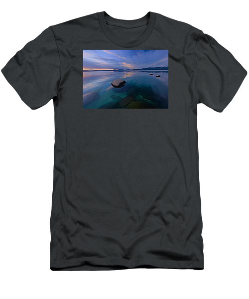 Early Winter Men's T-Shirt (Slim Fit) by Sean Sarsfield