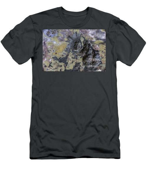 Earth Portrait 001-168 Men's T-Shirt (Athletic Fit)