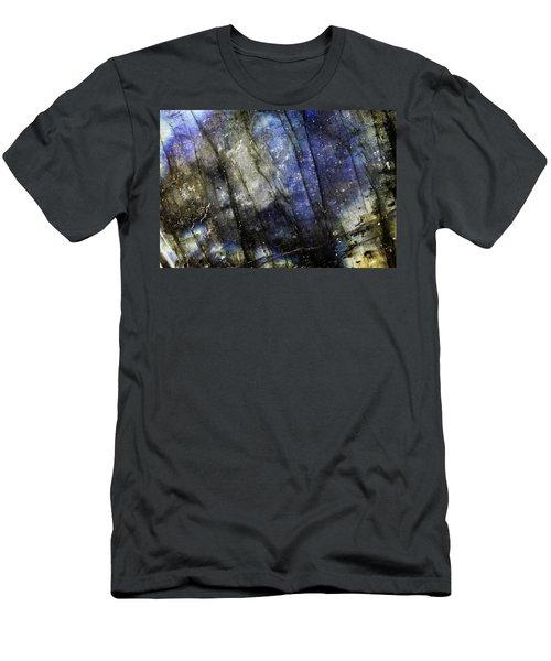 Earth Portrait 001-69 Men's T-Shirt (Athletic Fit)