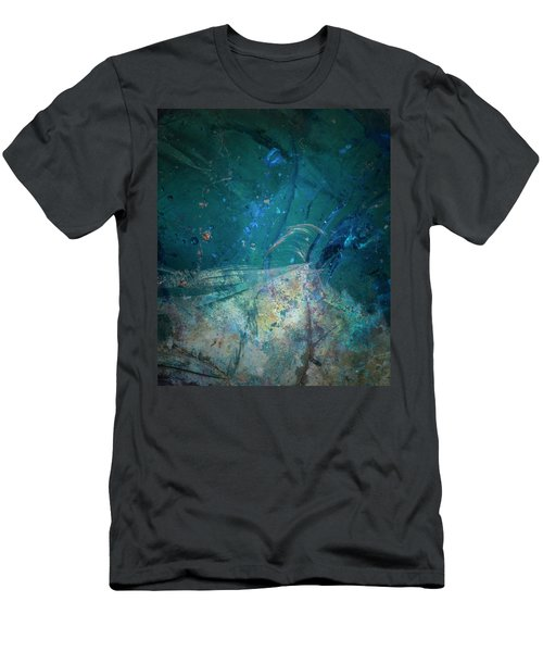 Men's T-Shirt (Athletic Fit) featuring the photograph Earth Portrait 001-88 by David Waldrop