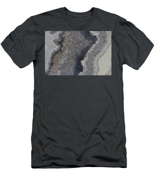 Earth Portrait 001 Men's T-Shirt (Athletic Fit)