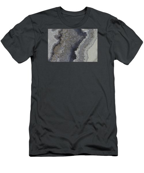 Earth Portrait 001 Men's T-Shirt (Athletic Fit)