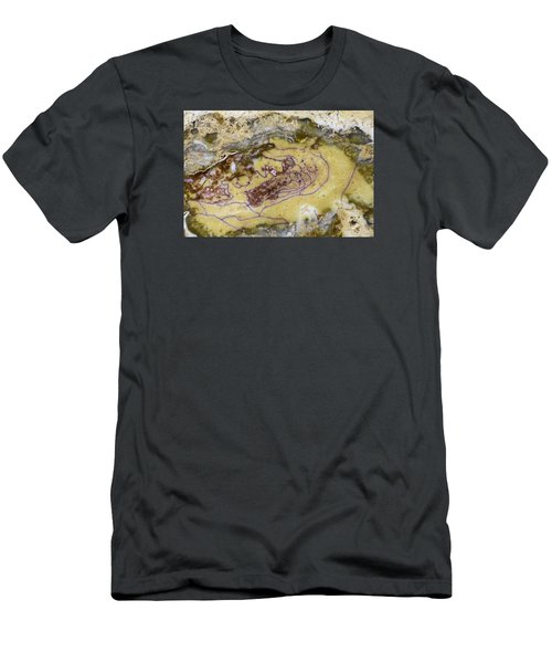 Earth Portrait 007 Men's T-Shirt (Athletic Fit)