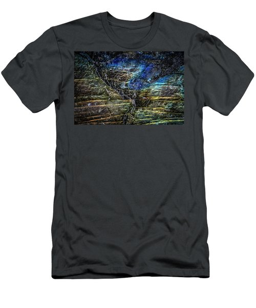 Men's T-Shirt (Athletic Fit) featuring the photograph Earth Portrait 01-18 by David Waldrop