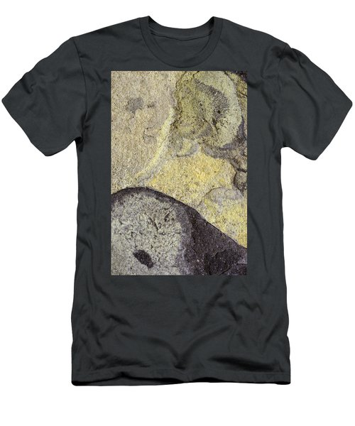 Earth Portrait 010 Men's T-Shirt (Athletic Fit)