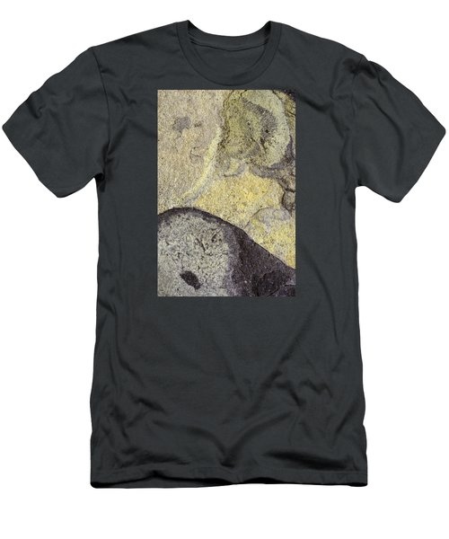 Earth Portrait 010 Men's T-Shirt (Athletic Fit)
