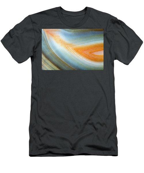 Earth Portrait 092 Men's T-Shirt (Athletic Fit)