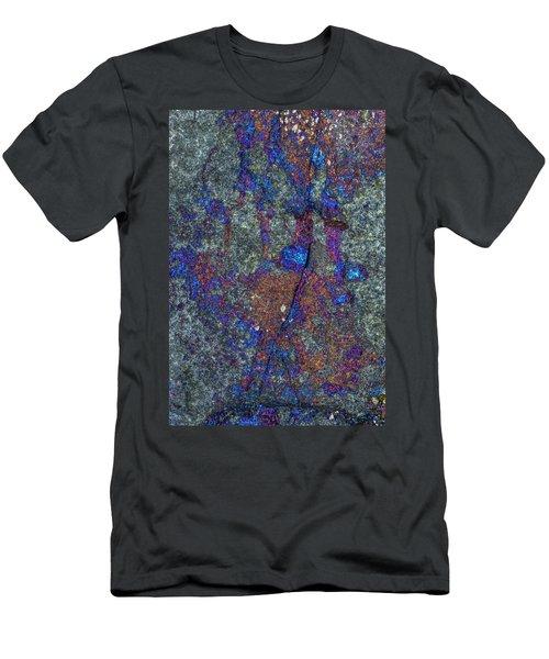 Earth Portrait 288 Men's T-Shirt (Athletic Fit)