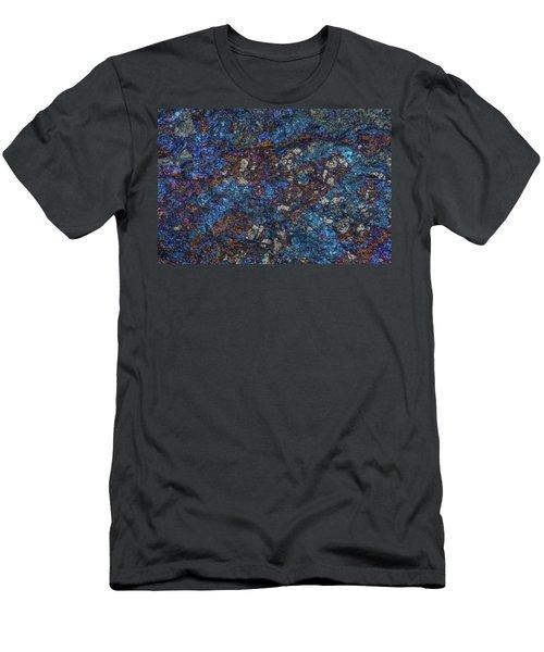 Earth Portrait Men's T-Shirt (Athletic Fit)