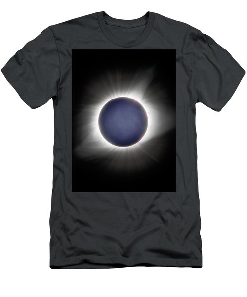 Earth-shine Men's T-Shirt (Athletic Fit)