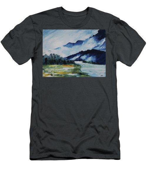 East Meets West Men's T-Shirt (Athletic Fit)