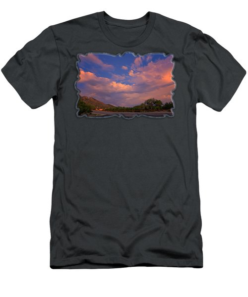 East Of Sunset H17 Men's T-Shirt (Athletic Fit)
