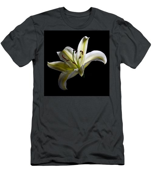 Easter Lily 2 Men's T-Shirt (Athletic Fit)