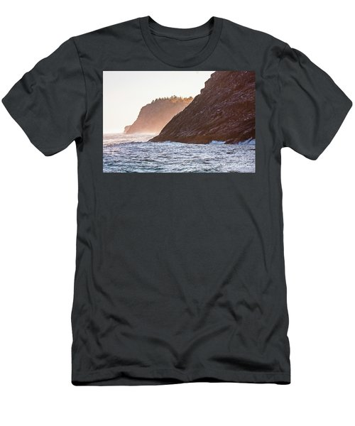 Eastern Coastline Men's T-Shirt (Athletic Fit)