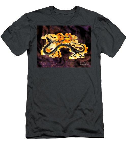 Eastern Dragon Men's T-Shirt (Athletic Fit)