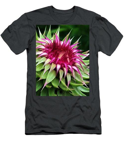 Easy To Slip Men's T-Shirt (Athletic Fit)